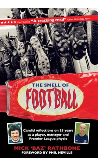 the-smell-of-football-autobiography