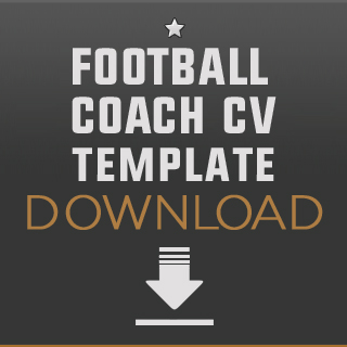 football-coach-cv-template