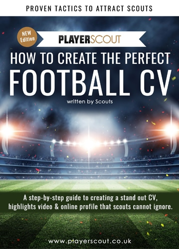 how to create the perfect football cv